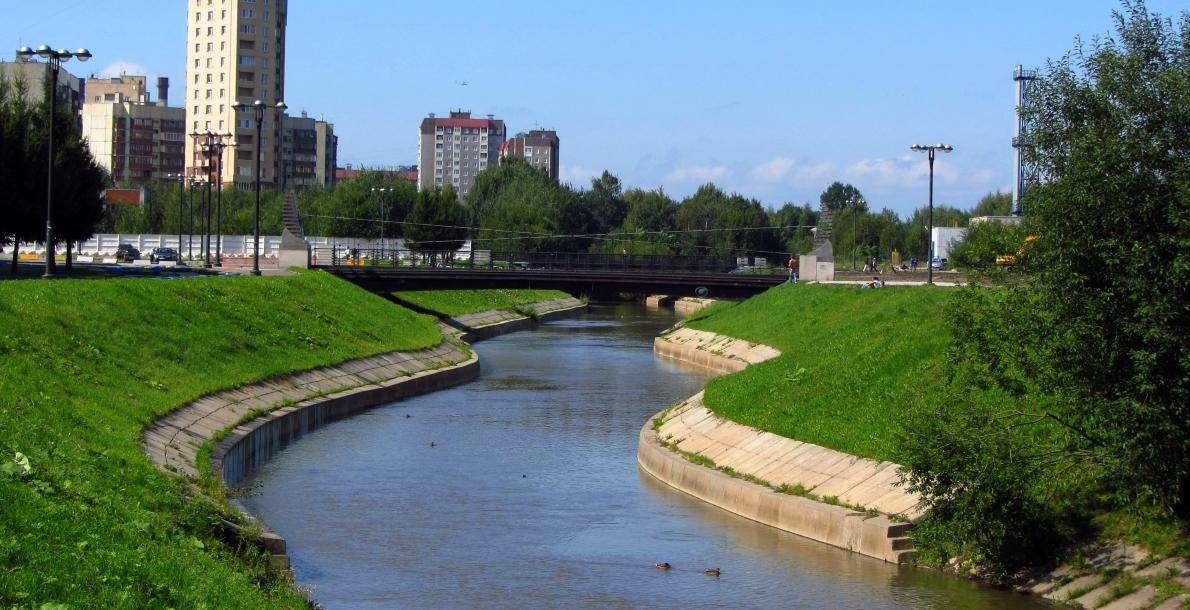 奥克尔维利河滨河路 (The Okkervil River Embankment)