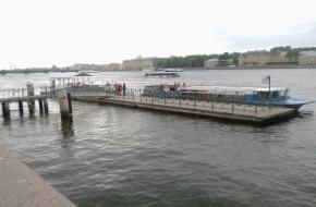 """码头 """"参议院码头"""""""